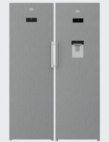 445E23DX 350E23X 220x286 - یخچال فریزر دوقلو بکو ۸کشو استیل بانمایشگر مدل:445E33DX/312E23X