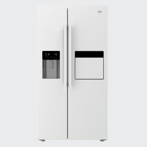 162420E 1 500x500 - سایدبای ساید بکو 2درب سفید مدل:GN162420E