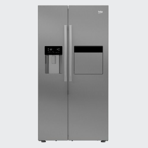 162420X 1 500x500 - سایدبای سایدبکو 2درب استیل مدل:GN162420X