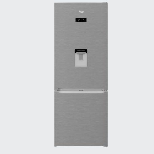520E23ZDX 1 500x500 - یخچال فریزر بکو عرض 70 استیل مدل:520E23ZDX