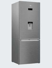 520E23ZDX 2 220x286 - یخچال فریزر بکو عرض 70 استیل مدل:520E23ZDX