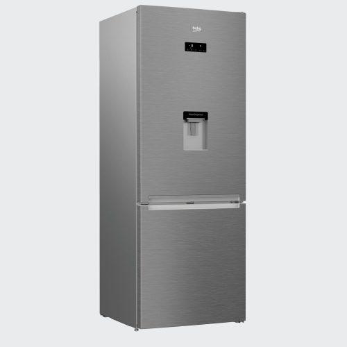 520E23ZDX 2 500x500 - یخچال فریزر بکو عرض 70 استیل مدل:520E23ZDX
